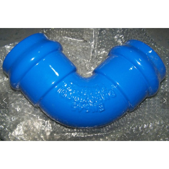 MOPVC Iron Socket Bend