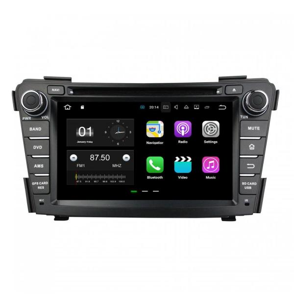 car audio system for I40 with GPS