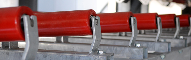 industrial conveyor roller