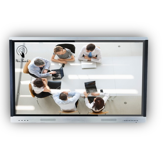 70 inches duel-system touch panel