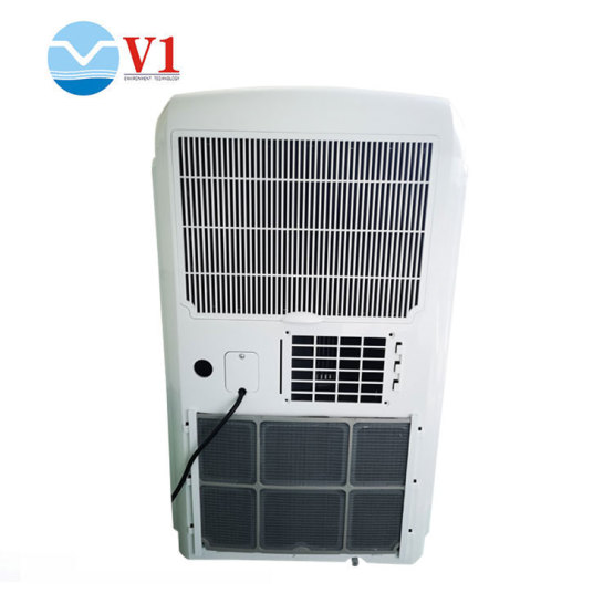 Mobile UV Air Sterilizer Disinfector with Ozone