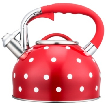 3.0L color painting whistling Teakettle