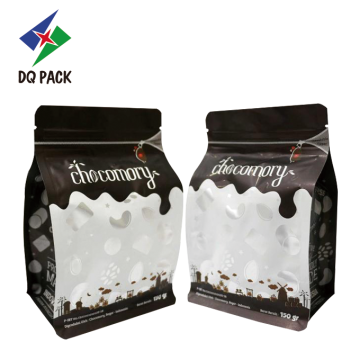 Kraft paper bag snack packaging Plastic paper bag