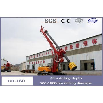 Factory Price Rotary Drilling Machine by Diesel Engine