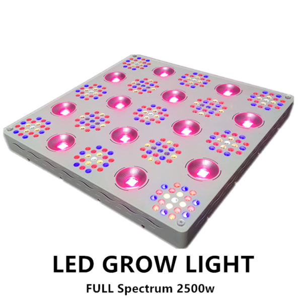 Dimmable 1000W LED Grow Light hydroponic