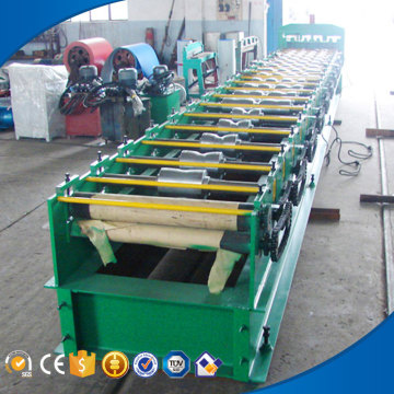 Metal glazed roof tile roll forming machine Line