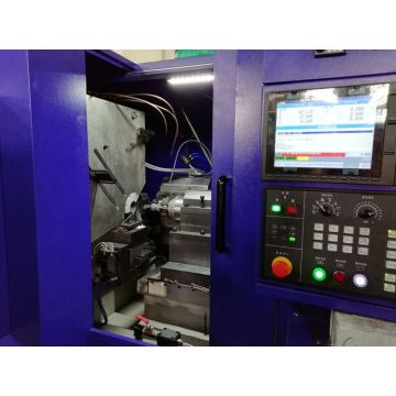 Bearing Ring raceway machining line