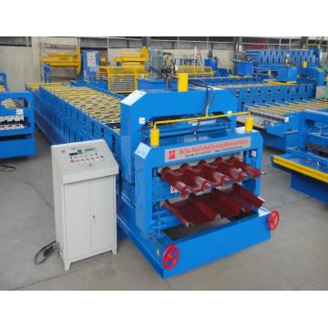 Glazed Chile 2 Layer Tile Roll Forming Machine