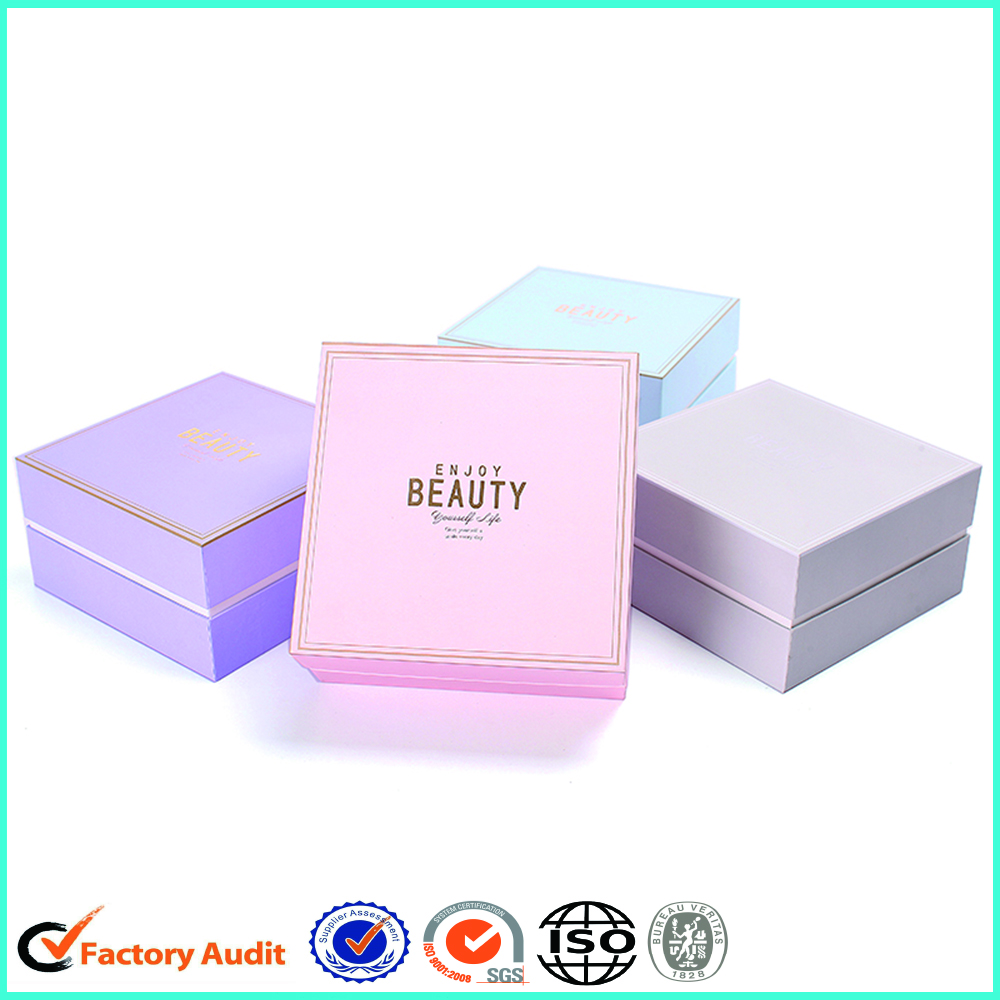 Luxury Soap Packing Box Packaging