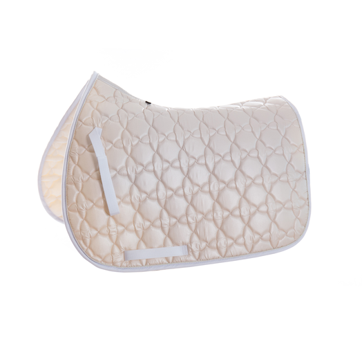 Jumping Quilted Saddle Pad