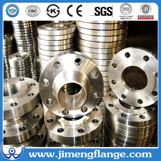 JIMENG GROUP  High Quality Carbon Steel GOST 12821-80 PN40 Welding Neck Flanges