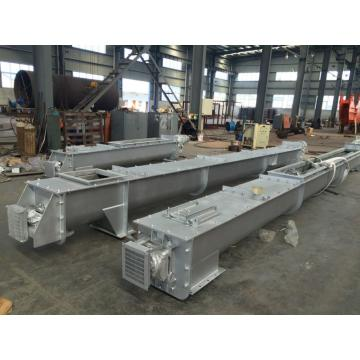 Zinc Fume Dust Screw Feeder