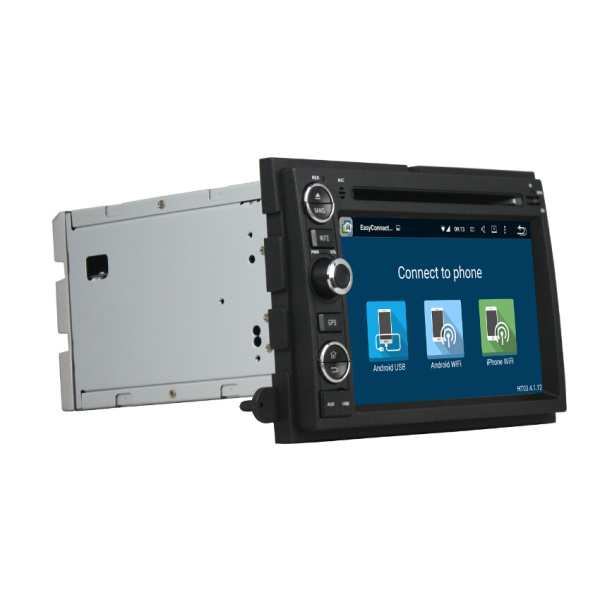 Ford Fusion/Explorer car dvd player