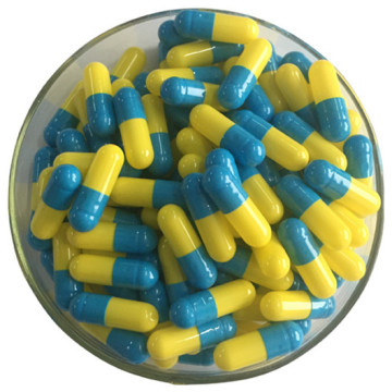 high quality enteric coated empty capsule shell