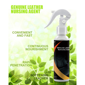 Leather Car Seat Care Cleaning Products