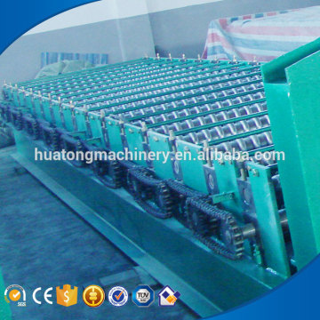 New type corrugated making machine from japan from china