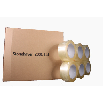 48mm width Clear packing tape for carton packing