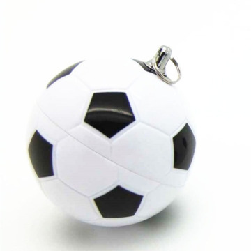Plastic football usb flash drive