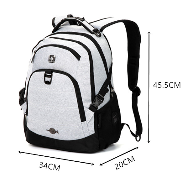Waterproof Nylon Laptop Backpack