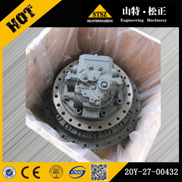 excavator parts pc400-7 travel motor 706-8J-01012