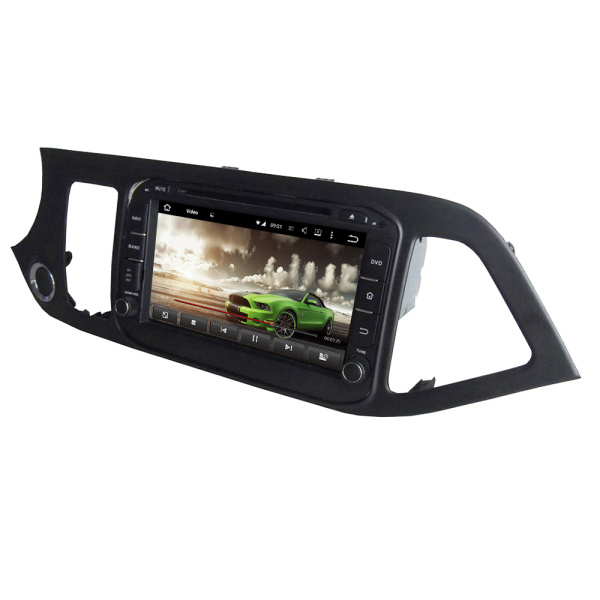 android car DVD for Kia Morning/Picanto 2014