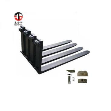 Hook type standard forklift forks with ISO/CE certificate