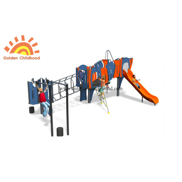 HPL Multiply Climbing Balance Slide Equipment Playground