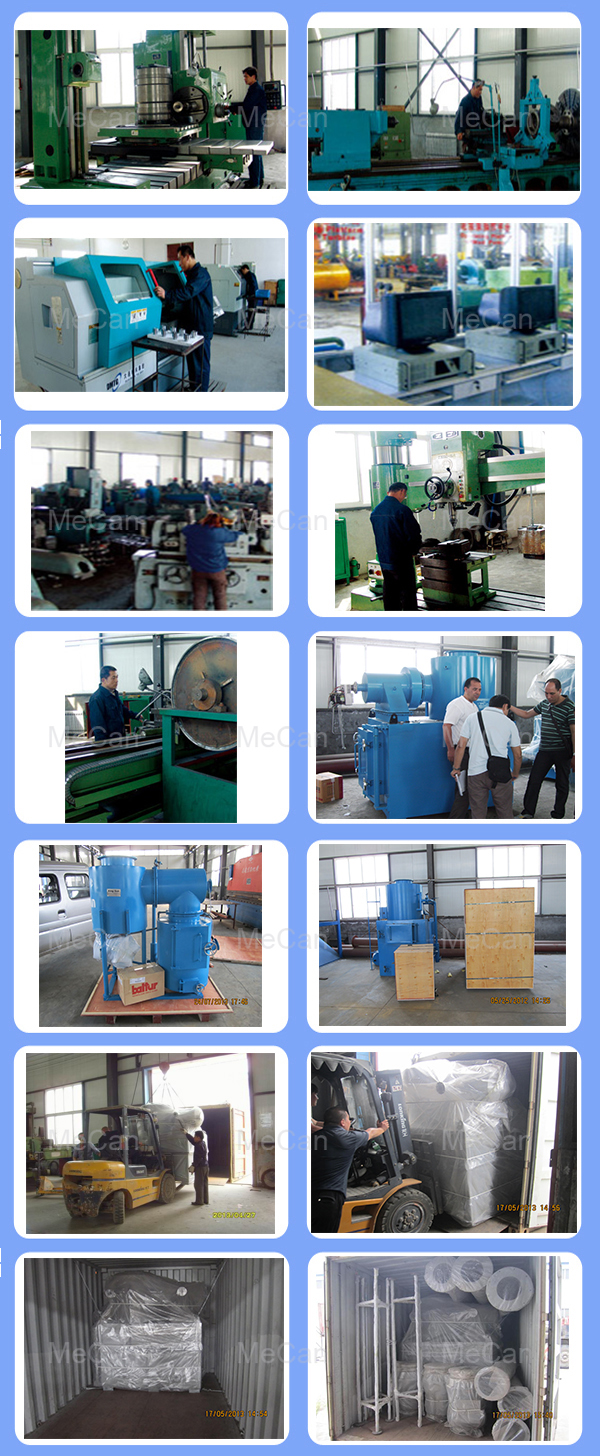 Hospital Medical Waste Incinerator Furnace