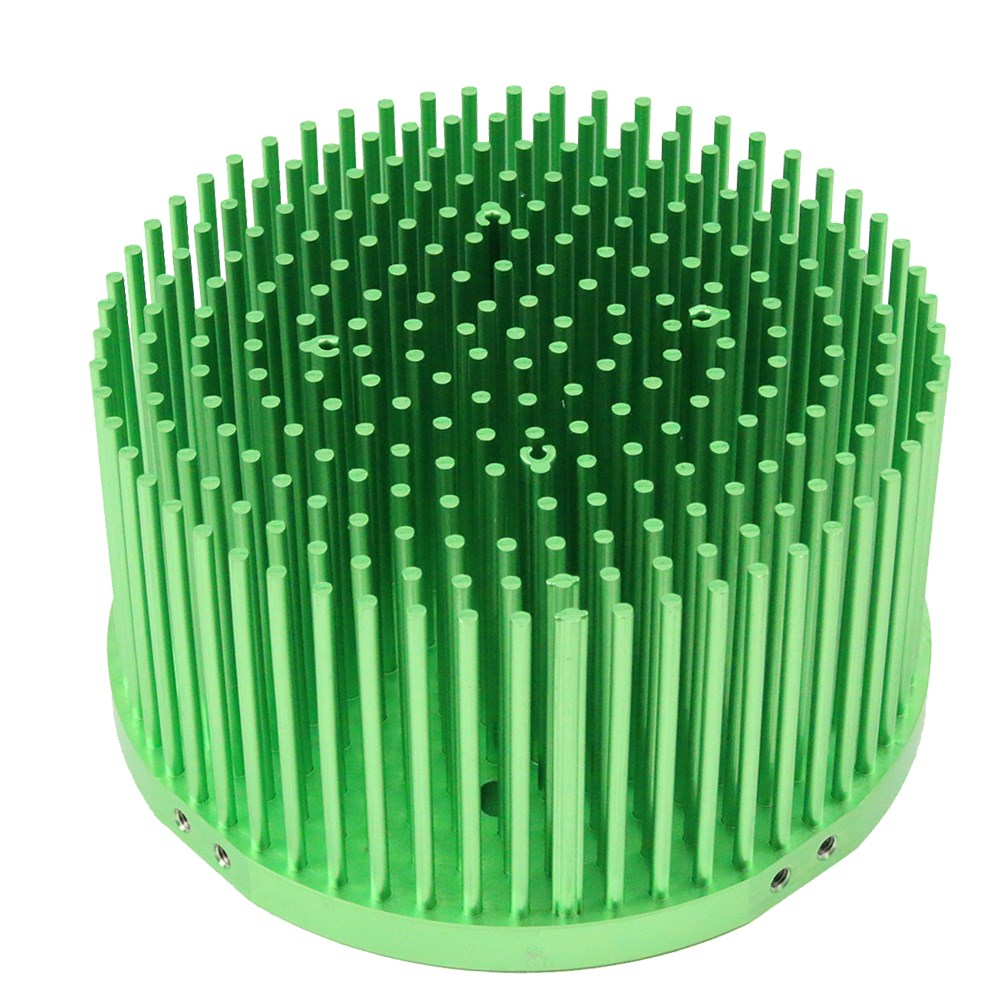 Led Cob Pin Fin Clu058 Heatsink