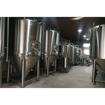 Brewpub 5HL Stainless Steel Beer Fermenter