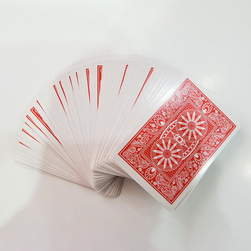 Best Quality Waterproof 100% Recycled Plastic Playing Cards