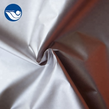 Breathable Waterproof Jacquard Polyester Taffeta Fabric