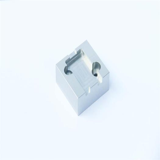 Precision CNC Milling of Small Parts