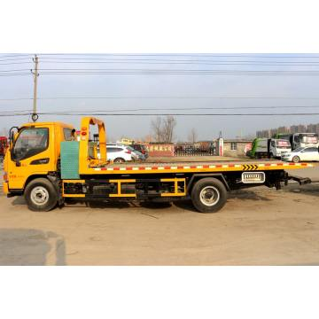Brand New JAC 5.6m Wadeable Car Towing Vehicle
