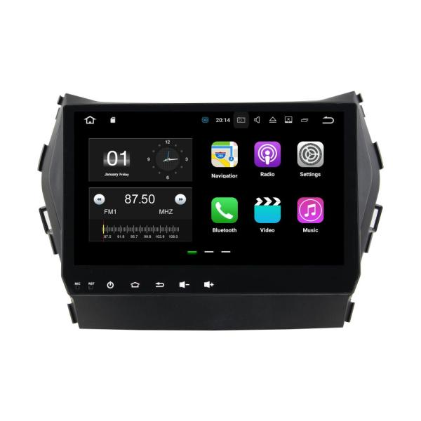 android car dvd for IX45/Santa Fe
