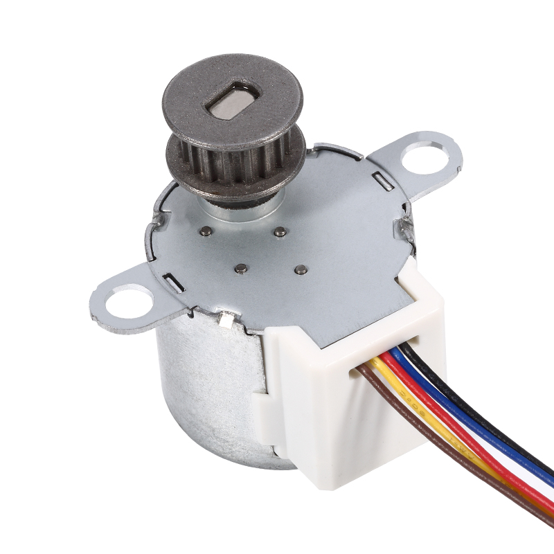 motor for stylus printer, stepper motor for stylus printer, permanent magnet stepper motor