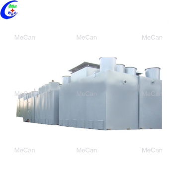 Easy Management  Sewage Treatment Plant