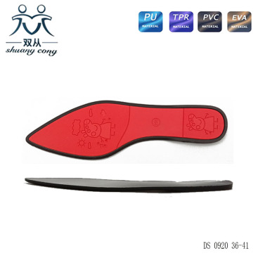 new style sole PVC sole