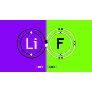 lithium fluoride thermal evaporation