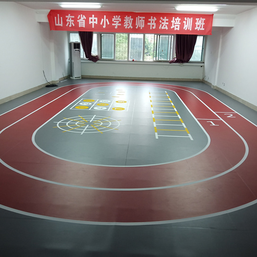vinyl Gym sports flooring/Fitness centre flooring