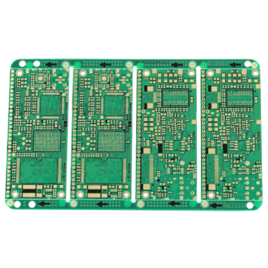 Vehicles electronic printed circuit boards
