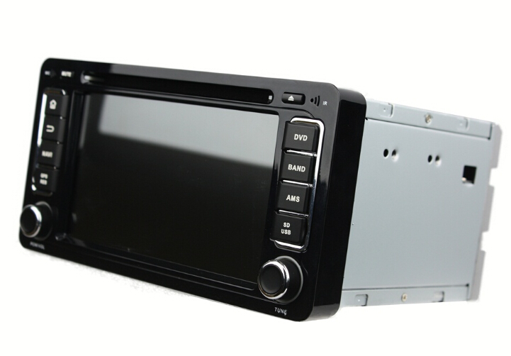 Outlander Android Car DVD Player