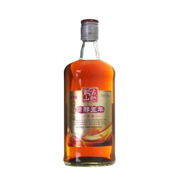 Light Taste Qing Chun Rice Wine 5 yeras