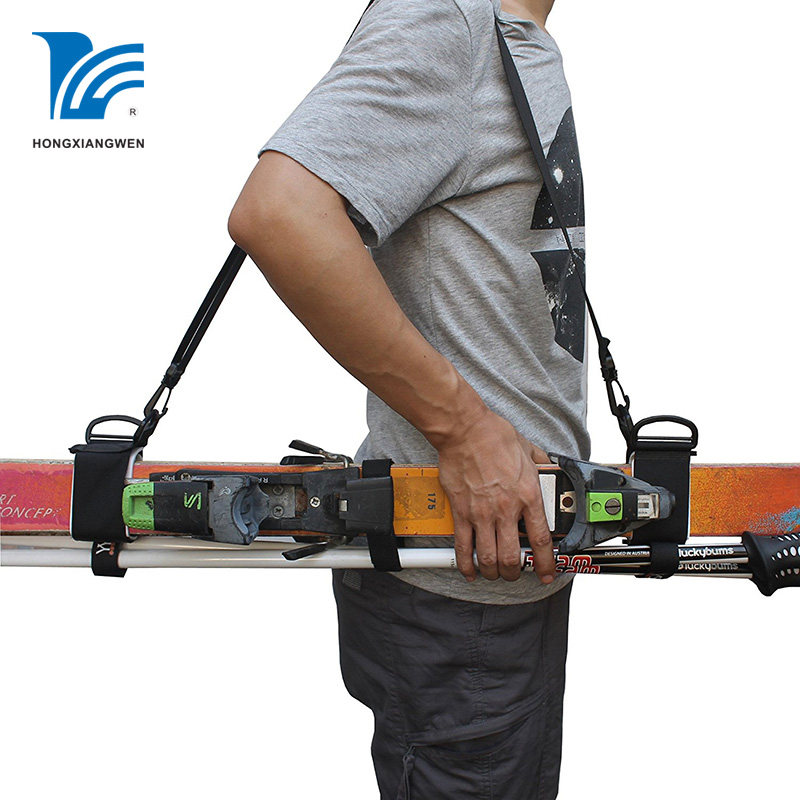 Custom Alpine Ski Carrier Strap