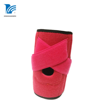 Waterproof Pink Arthritis Neoprene Adjustable Knee Support