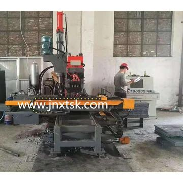 CNC Plate Punching Marking Drilling Machine