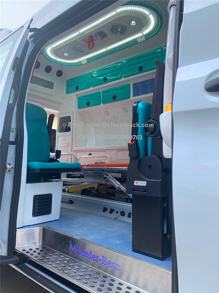 Patient Transport Vehicle Picture