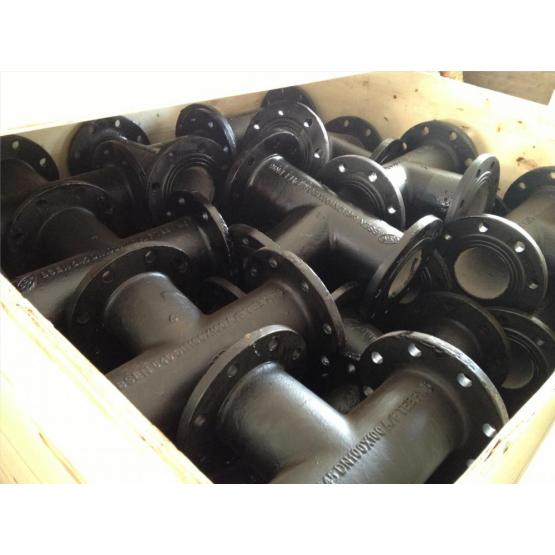 Ductile Iron Pipe Tee