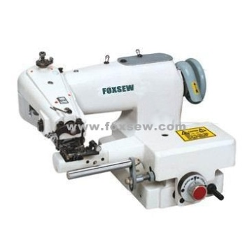 Industrial Cylinder Bed Blindstitch Sewing Machine