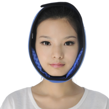 Cold therapy rehabilitation gel pack face mask